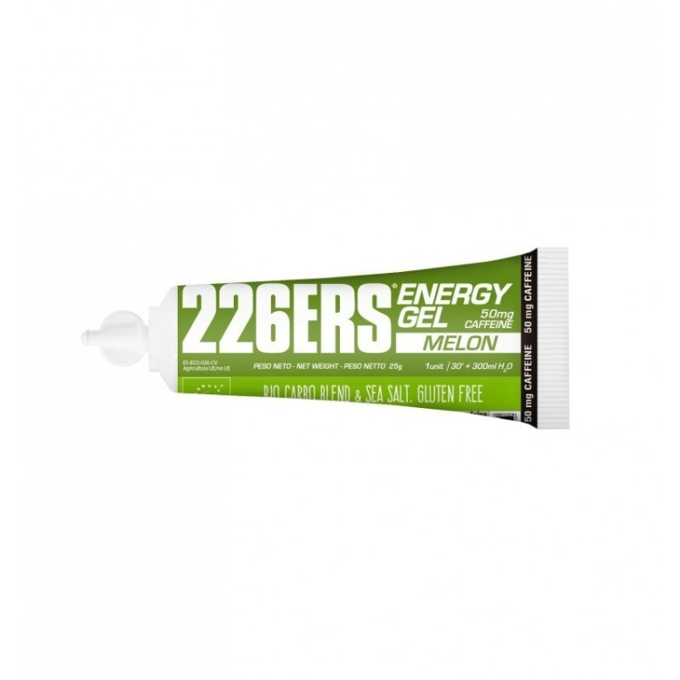 GEL 226ERS 25GR BIO 50MG CAF