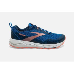 BROOKS DIVIDE M AZUL