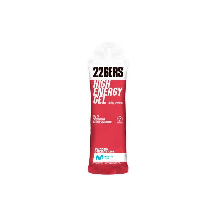 GEL HIGH ENERGY 226ERS CAF CEREZA