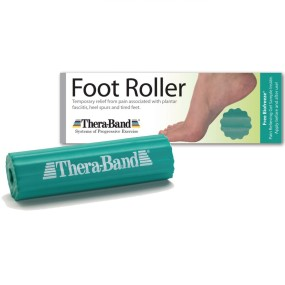 THERA BAND FOOT ROLLER VERDE