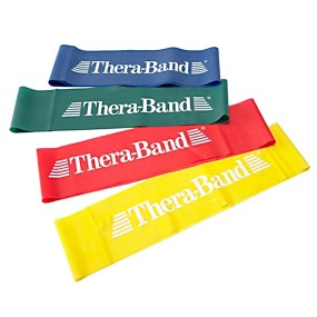 THERA BAND LOOP ROJO 7,6 CM x 30,5 CM