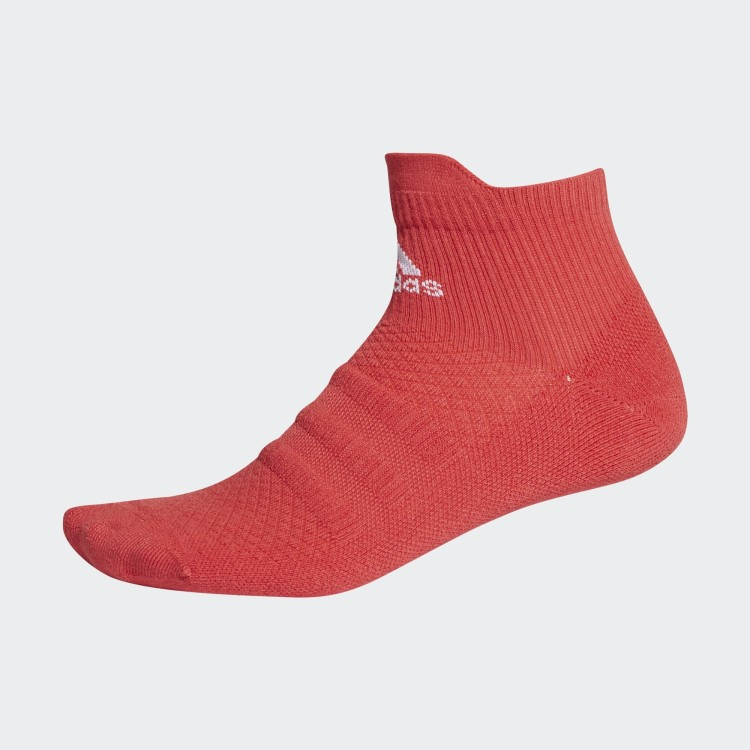 CALCETIN ADIDAS ASK ANKLE LC ROJO